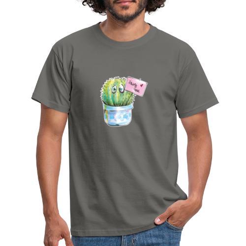 hug me - Männer T-Shirt
