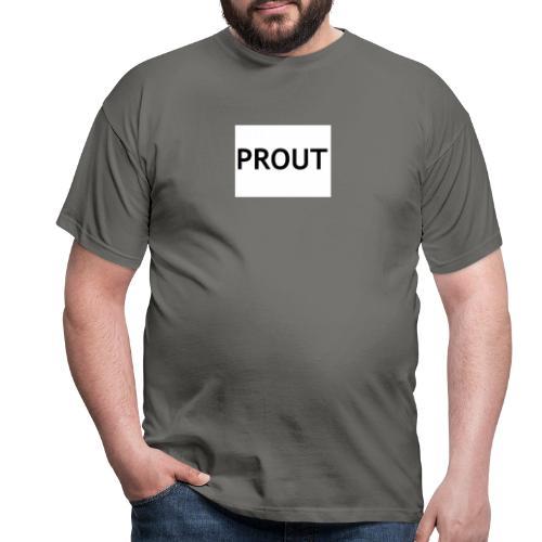 prout - T-shirt Homme