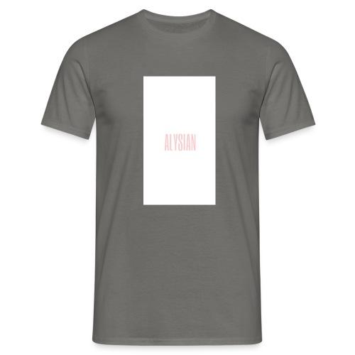 ALYSIAN LOGO - Maglietta da uomo