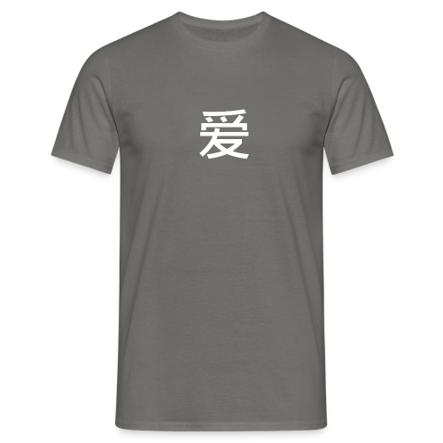 Chinese Love - T-shirt herr