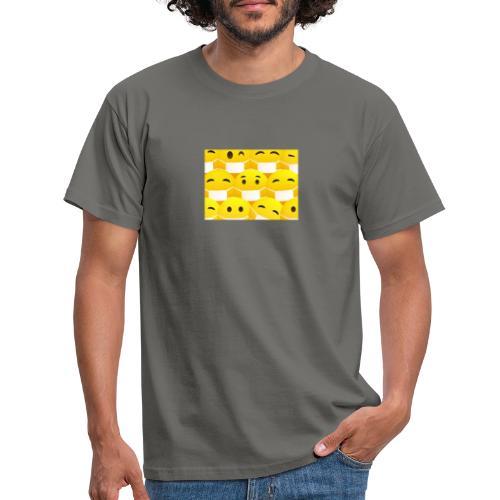 COVID19-maske - Männer T-Shirt