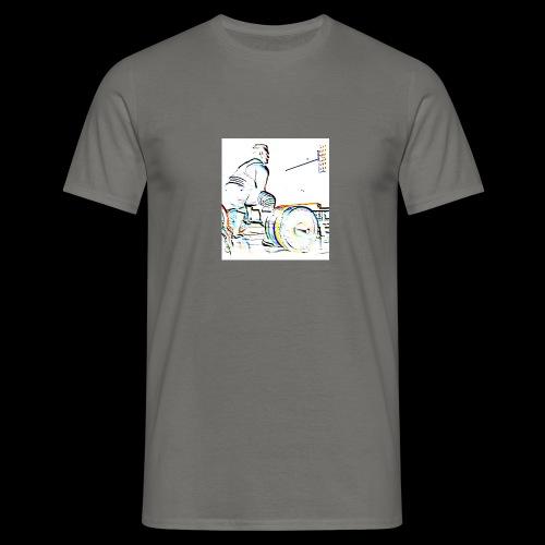 Deadlift - Miesten t-paita