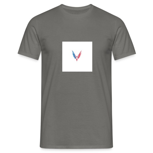 American bird. - Men's T-Shirt