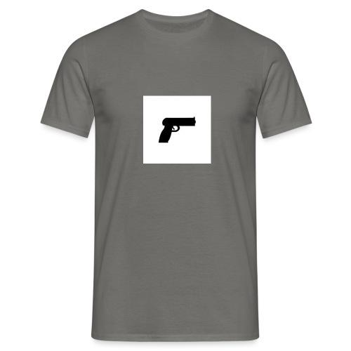geweer_318-1424-jpg - Mannen T-shirt