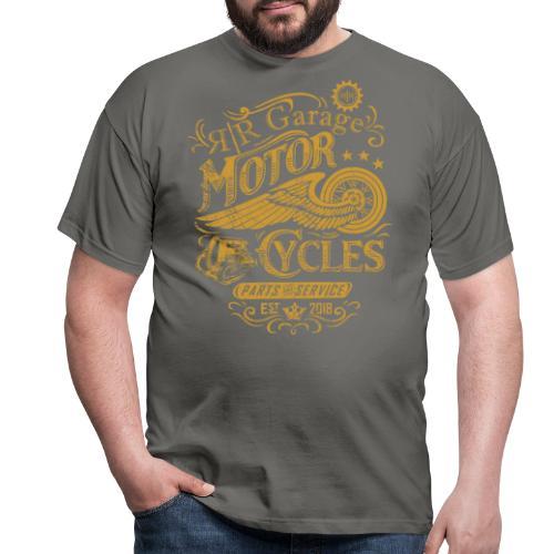 RR GARAGE GOLD EDITION - Maglietta da uomo