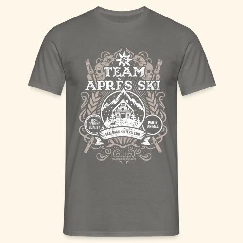 Saalbach-Hinterglemm Apres Ski T Shirt | Party - Männer T-Shirt
