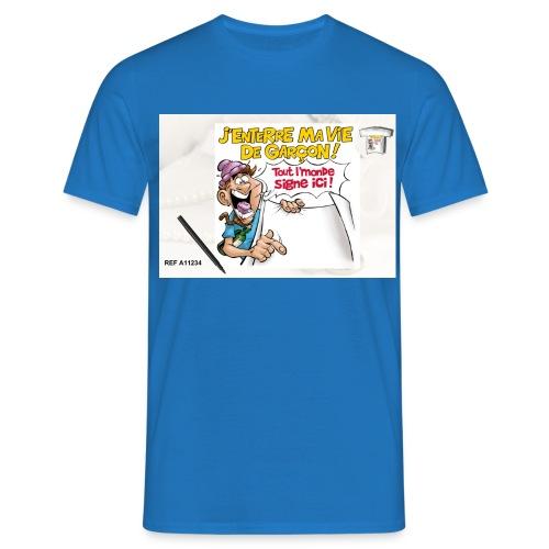 A11234 - T-shirt Homme