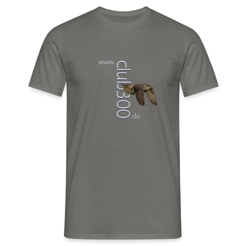 Gerfalke 02 - Männer T-Shirt