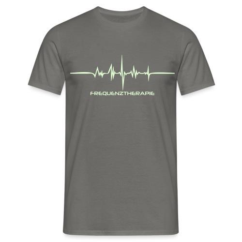 Frequenztherapie Drunk - Männer T-Shirt