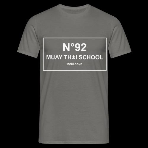 MTS92 N92 - T-shirt Homme