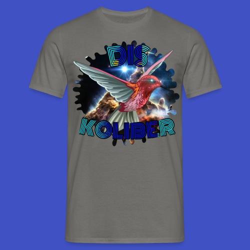 Dis Koliber Logo - Koszulka męska