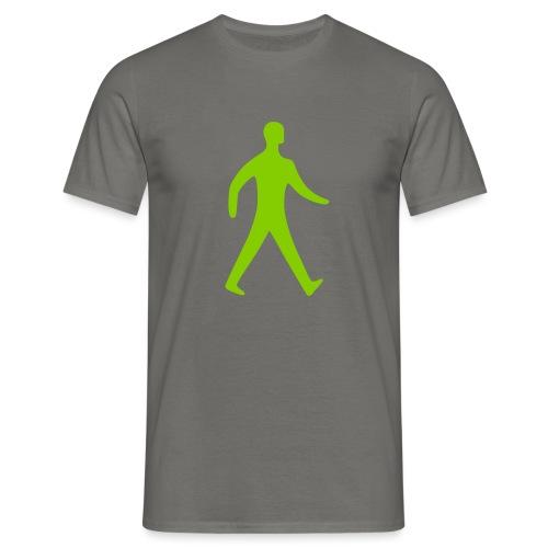 Pedestrian - Men's T-Shirt