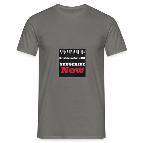 Kristoferwikvist - T-shirt herr