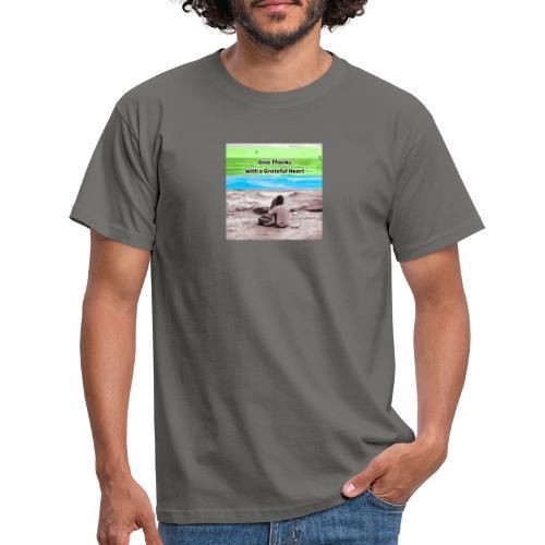 660A4930 87FD 4EB1 B2CC 08CABA14062C - Herre-T-shirt