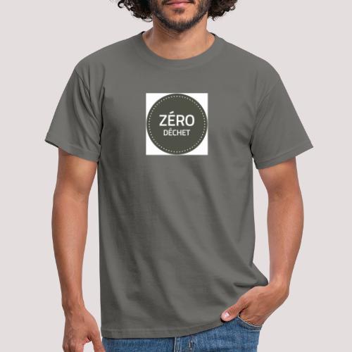 Logo Zéro Déchet - T-shirt Homme