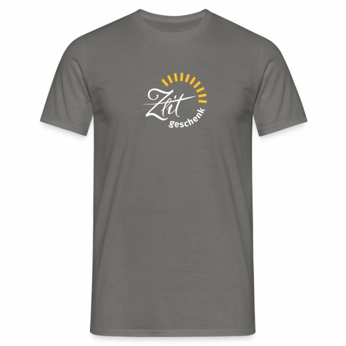 Zeitgeschenk by betablogr - Männer T-Shirt