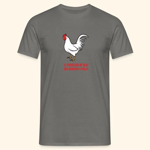 Psycho chicken - Camiseta hombre