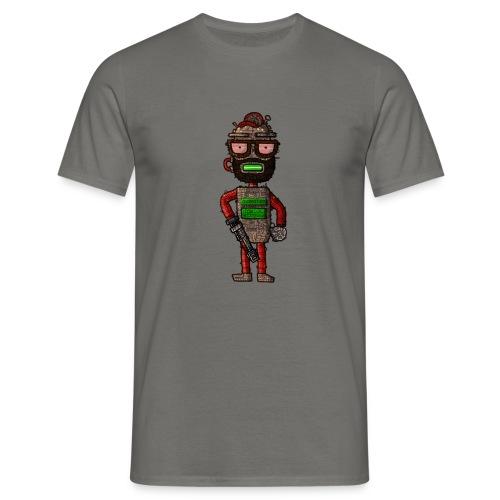 Dudebot420 - Männer T-Shirt