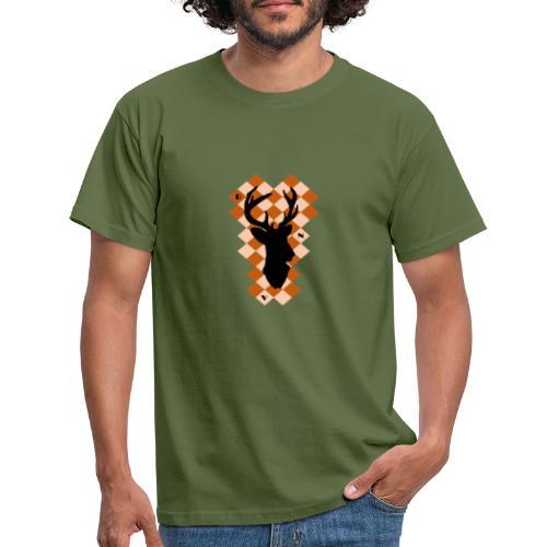 DeerSquare - Miesten t-paita