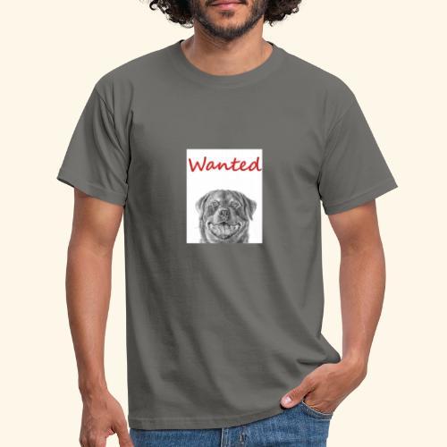WANTED Rottweiler - Men's T-Shirt