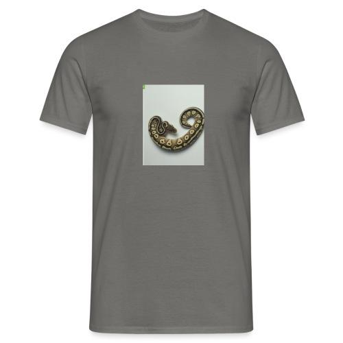 forma serpiente - Camiseta hombre
