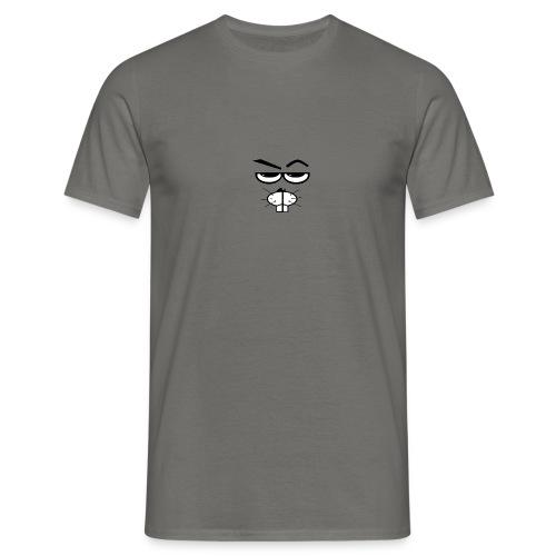 Conejo malhumorado - Camiseta hombre