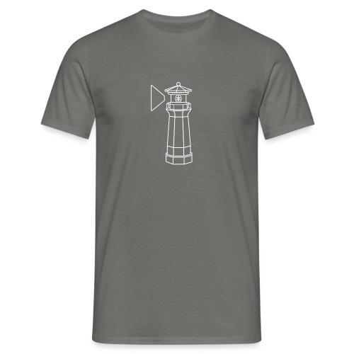 Political Lighthouse - Männer T-Shirt