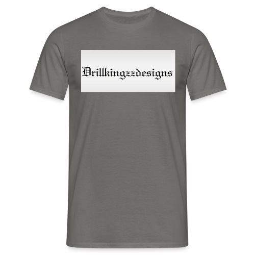 Drillkingzz N 4 - Männer T-Shirt