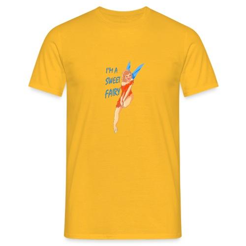 Sweet Fairy - Maglietta da uomo