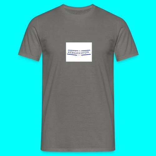 Keeganator Gaming Design - Men's T-Shirt
