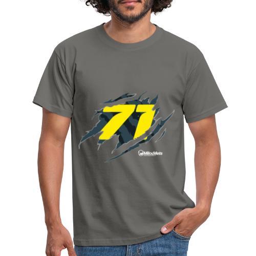 Milou Mets 71 - Mannen T-shirt