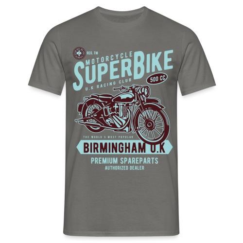 T-Shirt Moto Vintage années 50/60 - T-shirt Homme