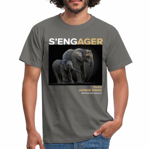 1 Achat = 1 Don à l'association Rainfer - T-shirt Homme