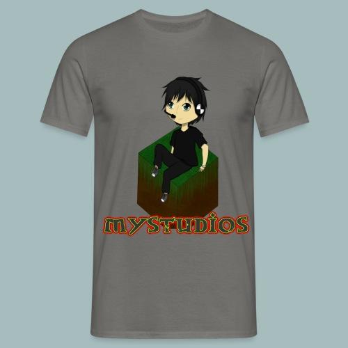 Mystudios Stylo - Männer T-Shirt