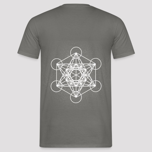 Hexagon Formation - Männer T-Shirt