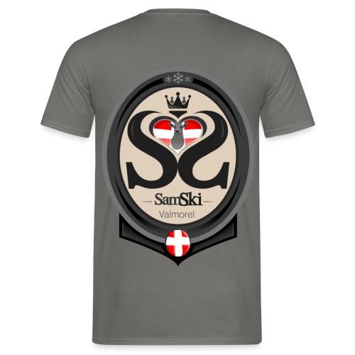 SAMSKI 1 - T-shirt Homme