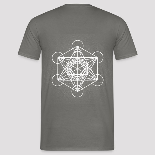 Hexagon Formation - Männer T-Shirt