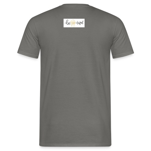BeYOUtiful - Mannen T-shirt