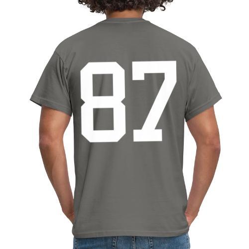 87 LEBIS Jan - Männer T-Shirt