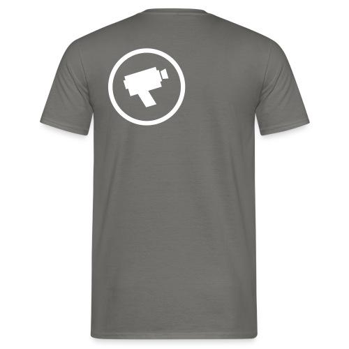 OP icon alone - Männer T-Shirt