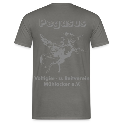 Pegasus Mühlacker Langarmshirts - Männer T-Shirt