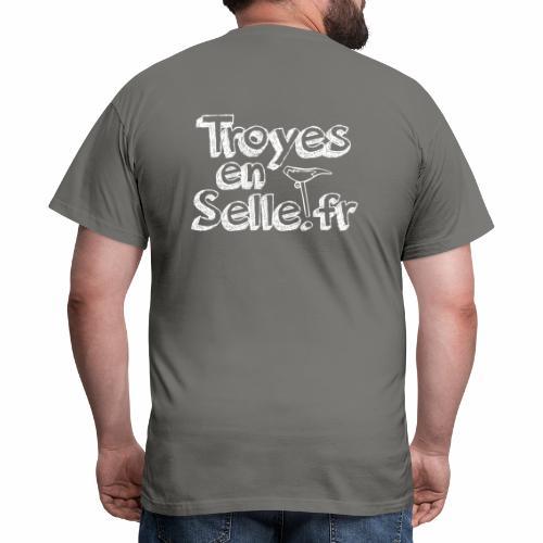 logo Troyes en Selle - T-shirt Homme