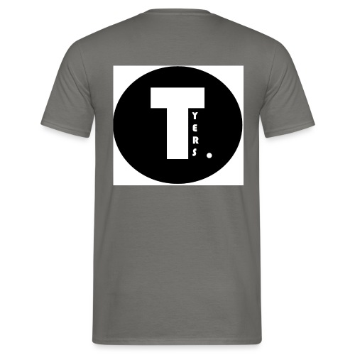 T by Tyers Logo au dos - T-shirt Homme