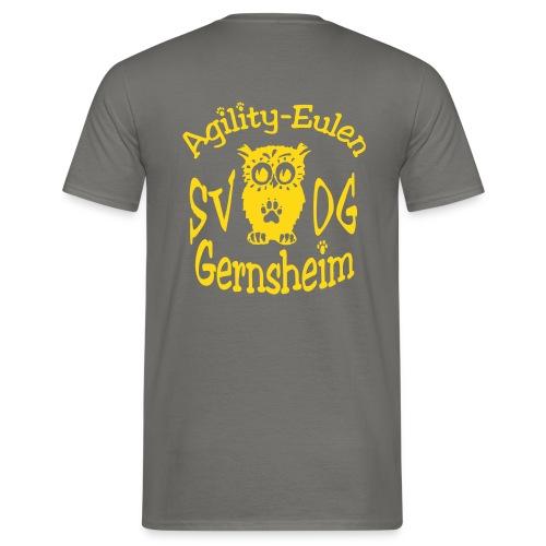 agilityeulen - Männer T-Shirt