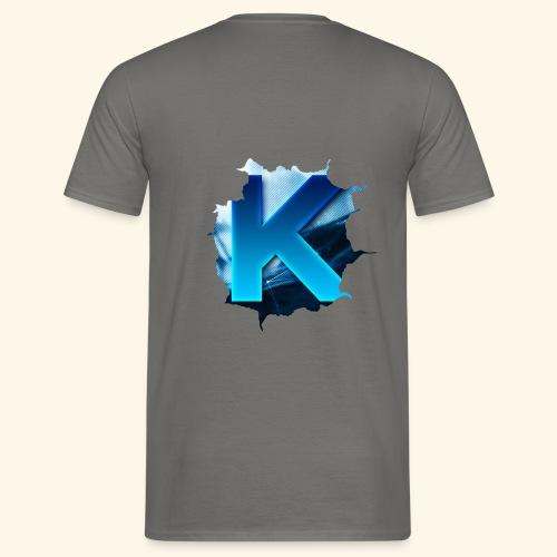 Kivvix Logga 1st Edition - T-shirt herr