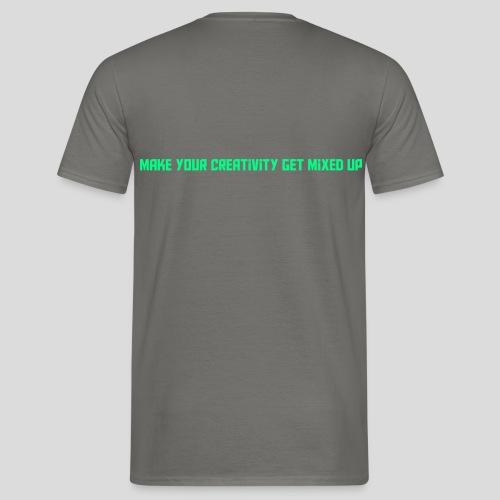 Get Mixed Up - Men's T-Shirt