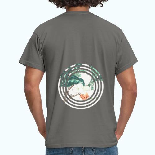 Flowers watercolor vintage - Men's T-Shirt