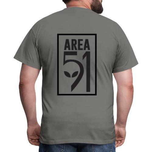 area 51 - T-shirt Homme