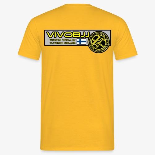 ViVoBJJ Patch - Miesten t-paita