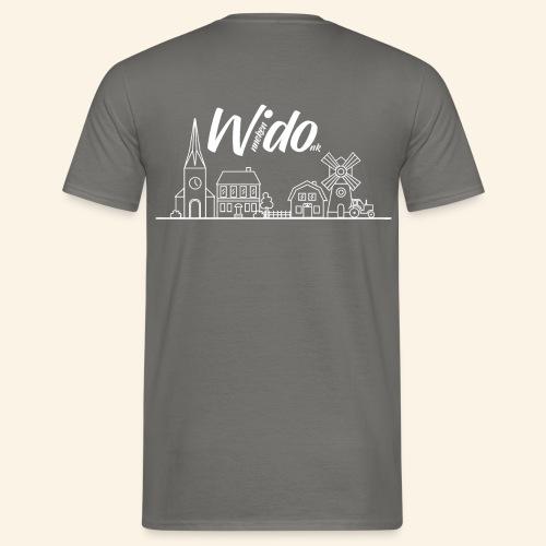 Wido Skyline - Männer T-Shirt